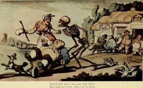 Image result for skeleton dancing art