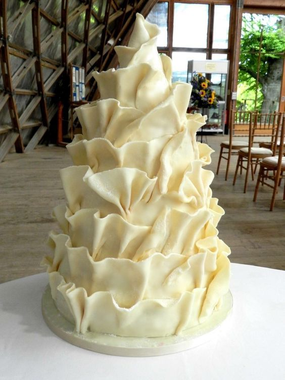 Chocolate wrap cake by Frizelle cakes Chichester | Wedding Cakes ...