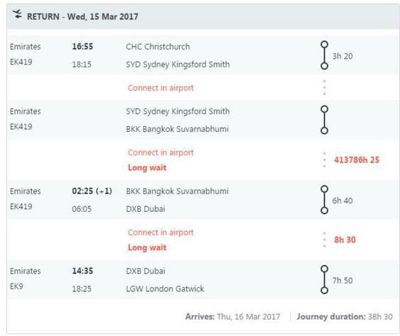 Un buscador de vuelos sugiere una escala de 47 años - http://www.vistoenlosperiodicos.com/un-buscador-de-vuelos-sugiere-una-escala-de-47-anos/