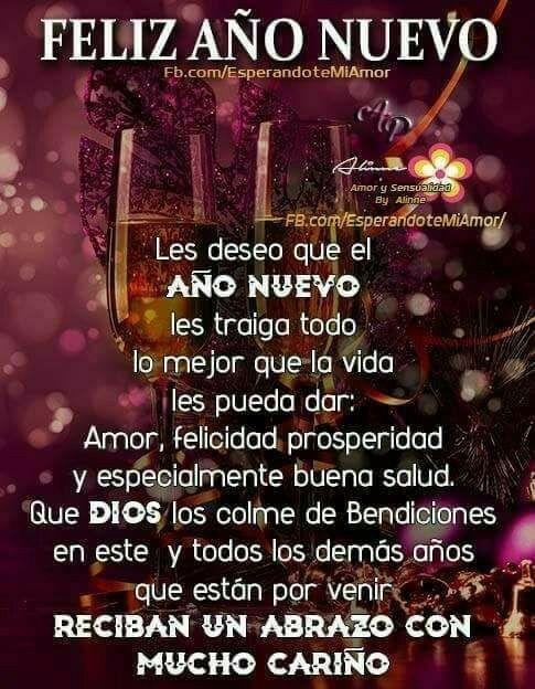 Pin By Marcia Alvarado On Fr De Año Nuevo Happy New Year Wishes New Year Wishes Happy New Year Quotes