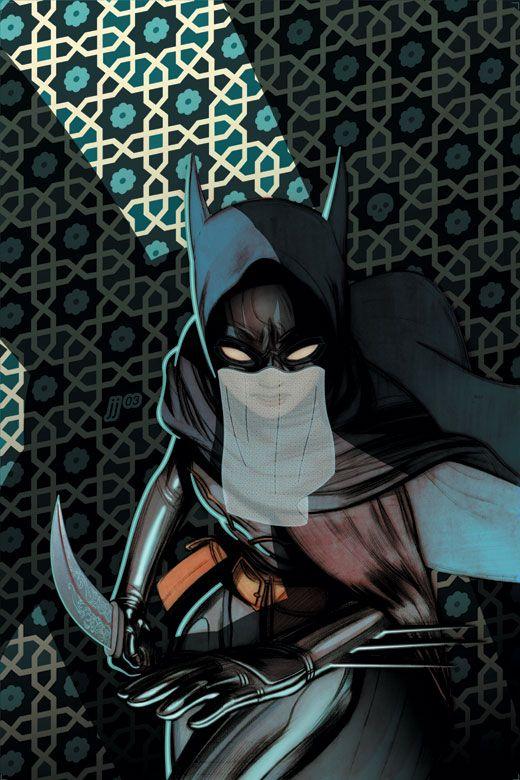 Batgirl (Cassandra Cain):