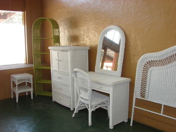 Wicker Bedroom Furniture Facebook Twitter Google+ Pinterest