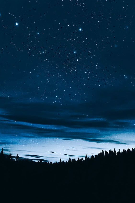 can't describe it's beauty - stars - are not planets
