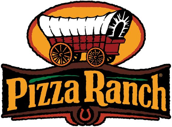 Pizza Ranch - our favorite location is Baraboo, WI... our favorite pizzas are Chicken Bacon Ranch and Peach Dessert. New Favorites: BBQ Chicken & Bronco =)