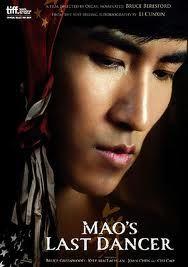 Mao' Last Dancer (El Prodigio) 2009. La autobiografía de Li Cunxin.