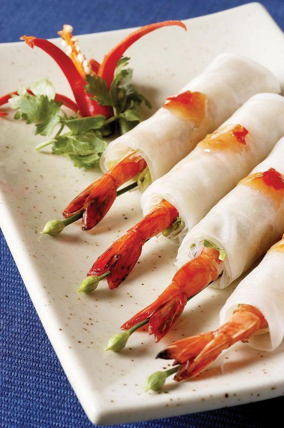 Fresh spring rolls anyone?