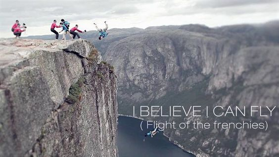 "The trailer of my feature documentary ""I Believe I can fly ( flight of the frenchies ) will be online soon. Here is a short behind the scene shot last august in the beautifull norwegian fjords of Kejrag.  created with After effects.    Video tutorials and shooting tips from the film maker: www.facebook.com/​pages/​Seb-Montaz-Video-blog/​149892381710213 On that particular sequence, we were dancing Capoeira together with my friend Tancréde who did a Makako before jumping.  Join our unique…"