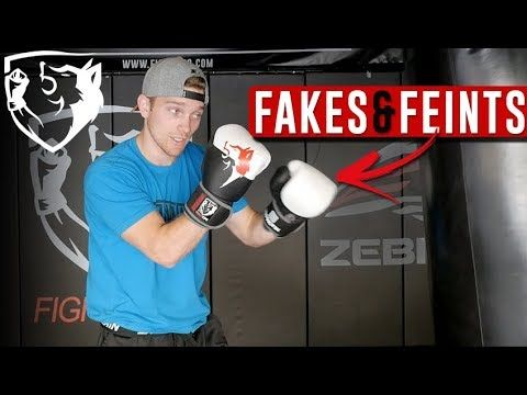 Fakes And Feints Martial Arts Techniques Martial Arts Boxing Techniques
