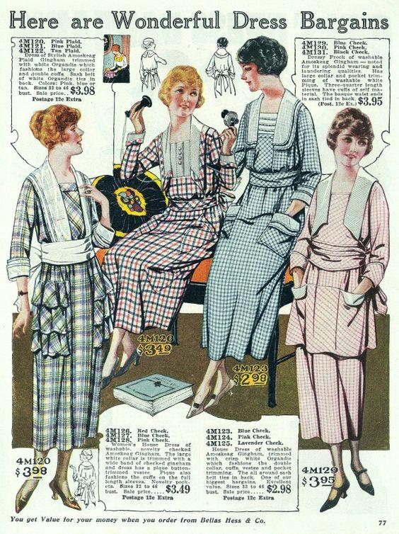 Catalog Woman Mail Order Fashion 45