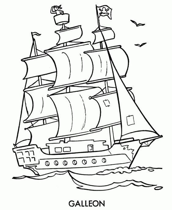 1221 malvorlage segelschiff  coloring and malvorlagan