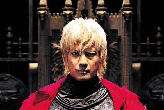 Casshern [キャシャーン Kyashān] (Kazuaki Kiriya, 2004)