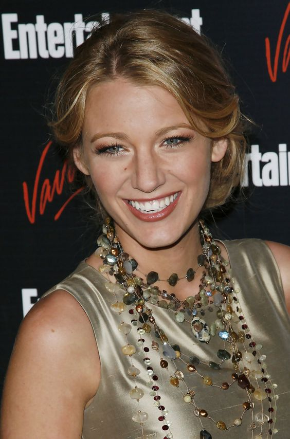Actress and model Blake Lively ...  classy american Hairstyles...