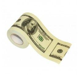 Rolo de Papel Higiênico Dolar