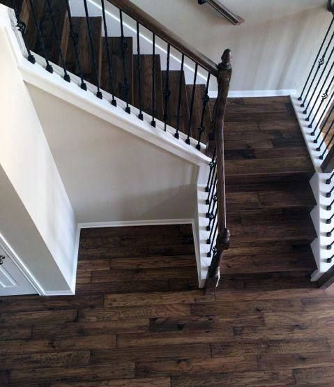 Top 50 Best Wood Stairs Ideas Wooden, How To Do Hardwood Flooring On Stairs