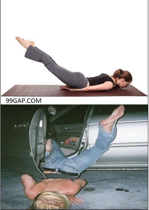 Lol Funny Picture Of Yoga Vs Vodka Funny Pictures Yoga Funny