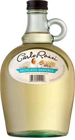 Moscato Sangria | White Wine Sangria | Carlo Rossi