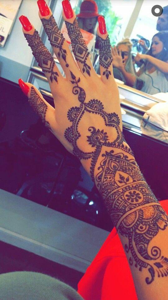 Pia Mia #henna