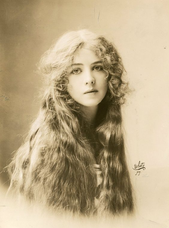 ACTRESS: Ione Bright was a stage performer. She appeared in three Broadway plays during the time period: Spanish Love  [1920]; Nothing But the Truth [1916]; and Miss Patsy [1910].   Photo from 1912.