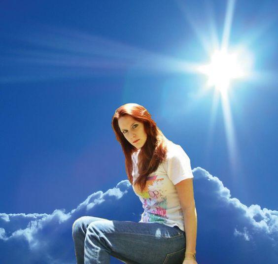 Alicia In The Sun Justine Wherry