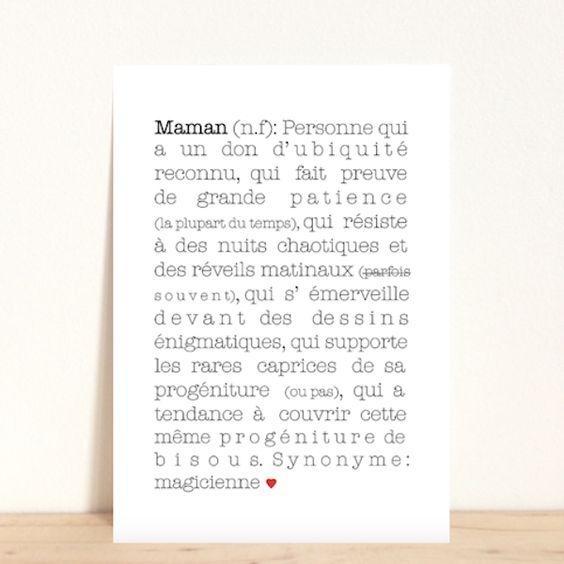 maman, carte, carte postale, déco, décoration, maison, babayaga, magazine, webzine: