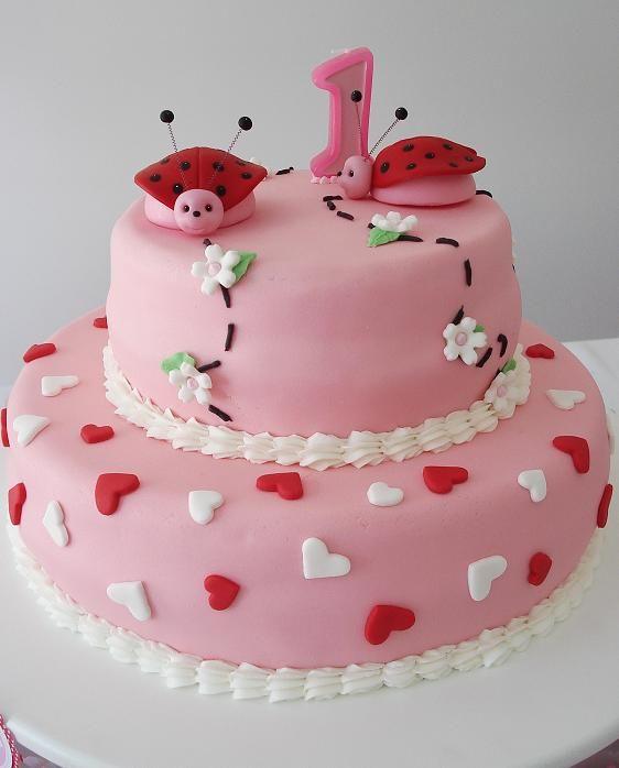 Tortas para cumplea os de 1 a o imagui tortas for Decoracion cumpleanos bebe 1 ano