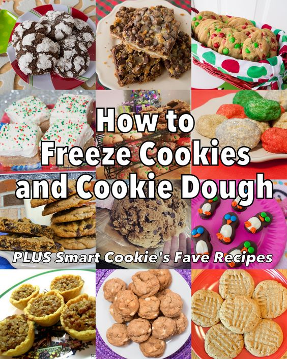 Getting ready for Christmas cookie season is a breeze with my tips for making cookies ahead of time and freezing them. And to go along with those tips, I've also got my collection of favorite…