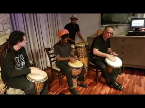 Background Percussion