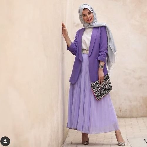 Cute Hijab Fashion Looks For Summer Just Trendy Girls Fashion Fashion Looks Hijab Fashion