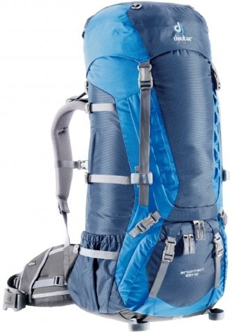 Going on a Long trek with your friends, choose this Aircontact 65 from Deuter specially designed for trekkers. Order Deuter online in India @ Bagwati
