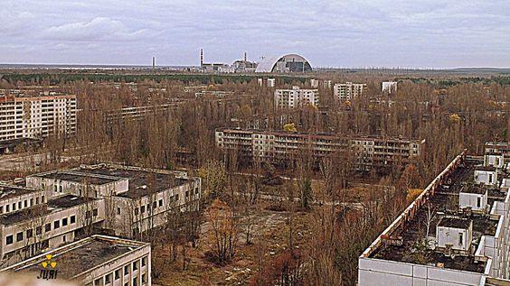 Pripyat - Chernobyl 2015 Copyright © JURI