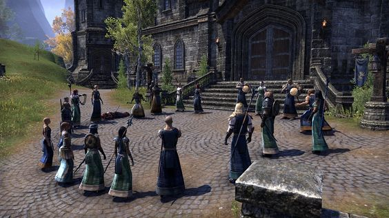 """guild ceremony """"Les Veilleurs de Monde"""""""
