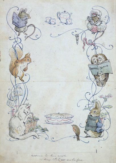 Beatrix Potter: The Business of Books - Victoria and Albert Museum