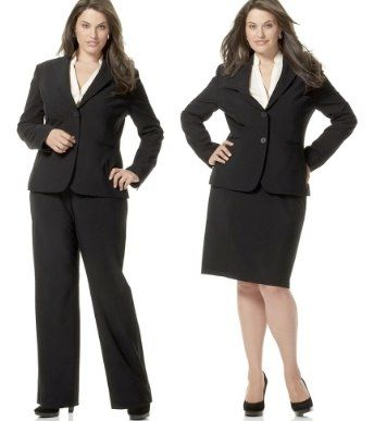 plus size black dress jacket