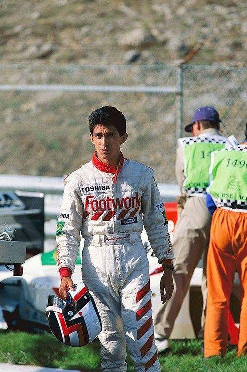 Aguri Suzuki 1993