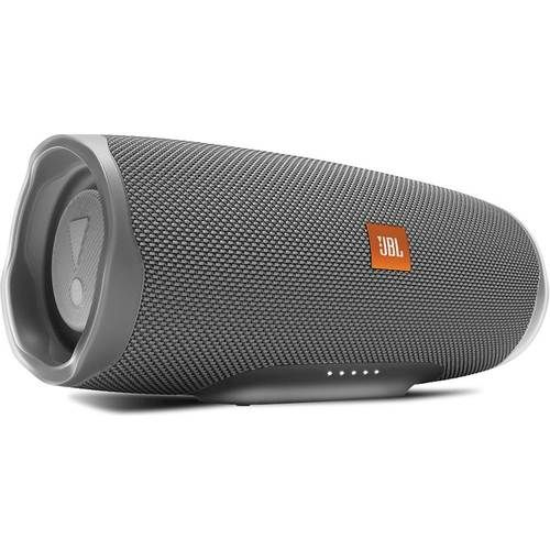 Jbl Charge 4 Portable Bluetooth Speaker Gray Stone In 2020 Bluetooth Speaker Cool Bluetooth Speakers Bluetooth Speakers Portable