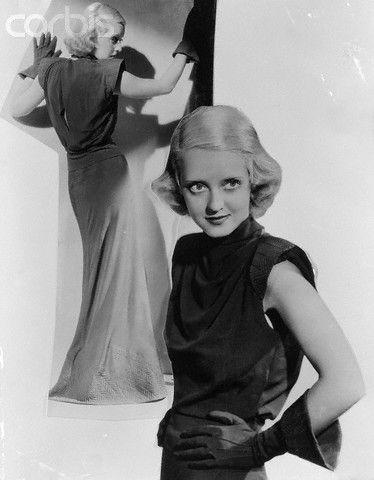 Bette Davis in 1933