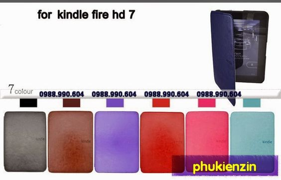 bao da máy tính bảng Kindle Fire HD7 2012