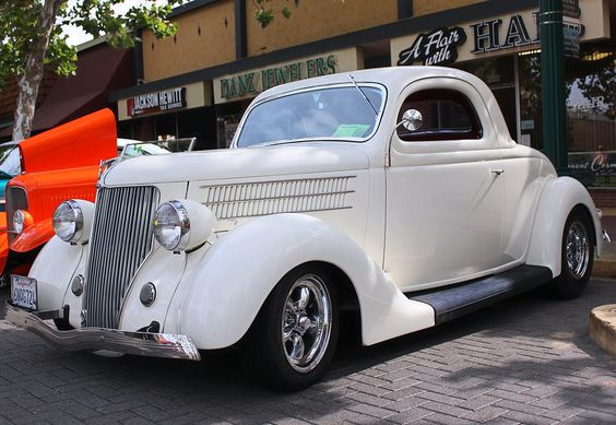 1936 ford 3 window coupe by for 1936 ford 3 window