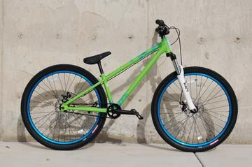 Norco Ryde Green Blue 26 Inch Mtb Dirt Jump And Freeride