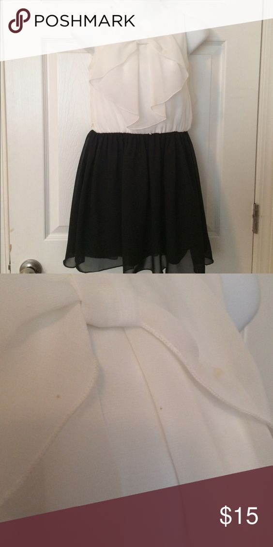 Black and white formal dress from Dillard&-39-s