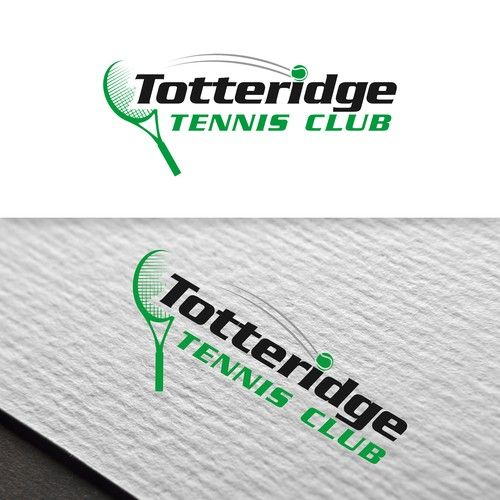 Totteridge Tennis Club Tennis Club Logo Brand Identity Pack We Are A Not For Profits Co Fashion Logo Branding Logo Branding Identity Branding Design Logo