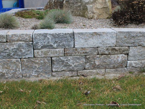 Muschelkalk System-Mauersteine getrommelt - Naturstein Pindrys - Sandstein & Granit Direktimport - GÜNSTIGE PREISE, Natursteine, Granitsteine, Mauersteine, Granitpflastersteine, Bruchsteine, Blockstufen, Bodenplatten, Verblendmauerwerk