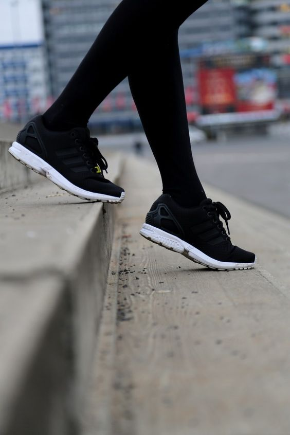 Adidas Zx Flux Outfit