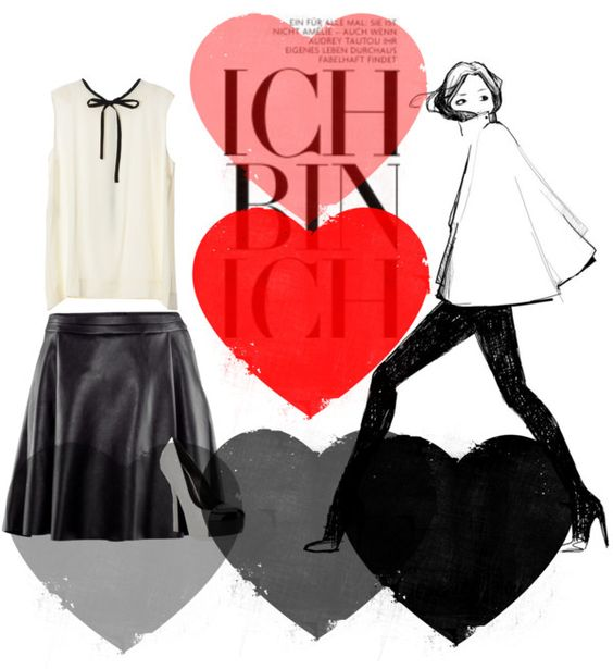 """""""st valentine"""" by claudette-128 on Polyvore"""