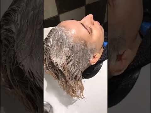 طريقه سحب اللون الامن للشعر من ماركه كيون الهولنديه طريقه صبغه درجات اللون رمادي Youtube Diy Hair Color Diy Hairstyles Hair Color