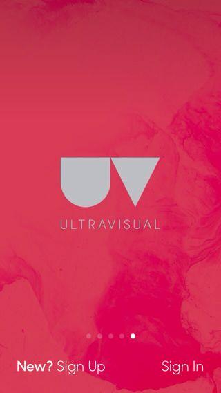 UltraVisual iPhone walkthroughs screenshot