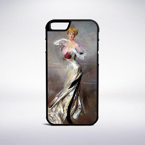 Giovanni Boldini - The Countess Zichy Phone Case