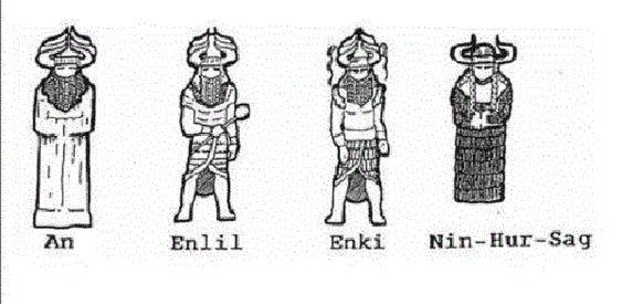 bogowie sumerów - Google zoeken