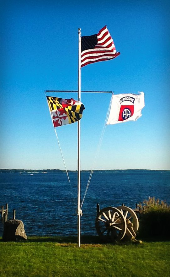 Telepole Manufacturing Inc Offers A Variety Of Telescoping Flagpoles Ranging From 10 30 All Flagpoles Are Telescoping Flagpole Garden In The Woods Nautical