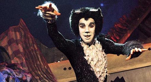 Mr. Mistoffelees from Cats: The Musical: